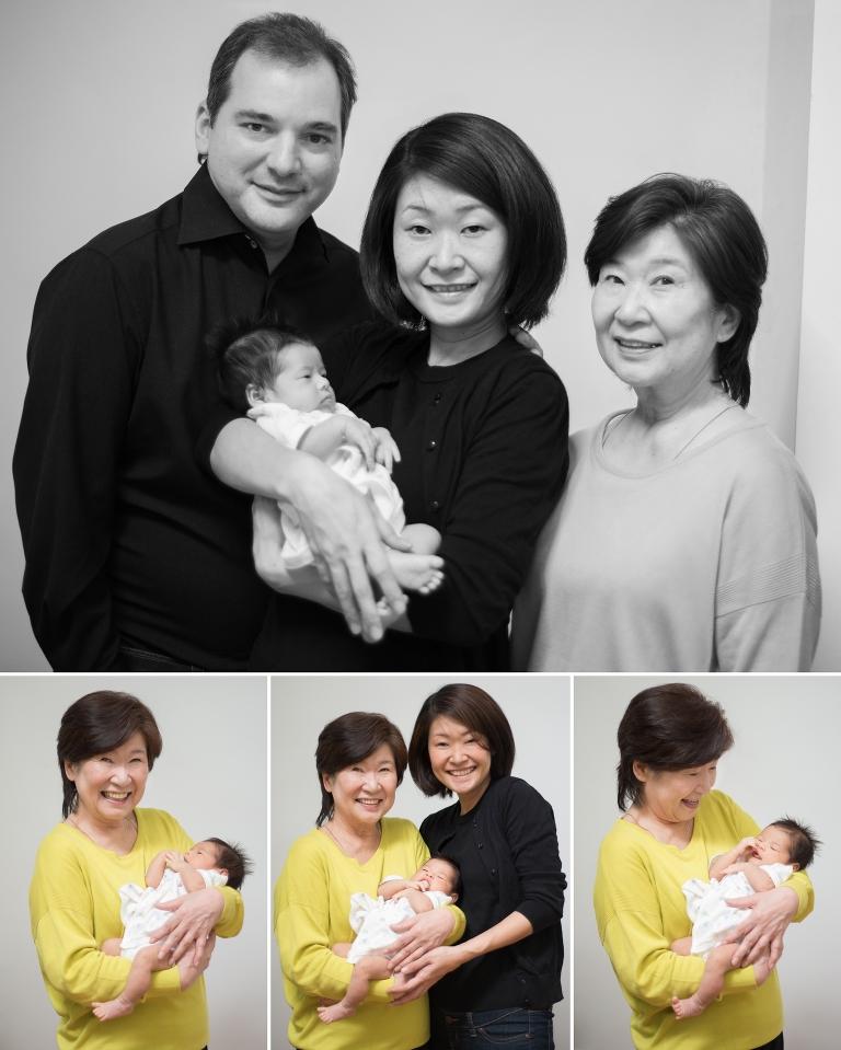 Newborn photography in Toronto